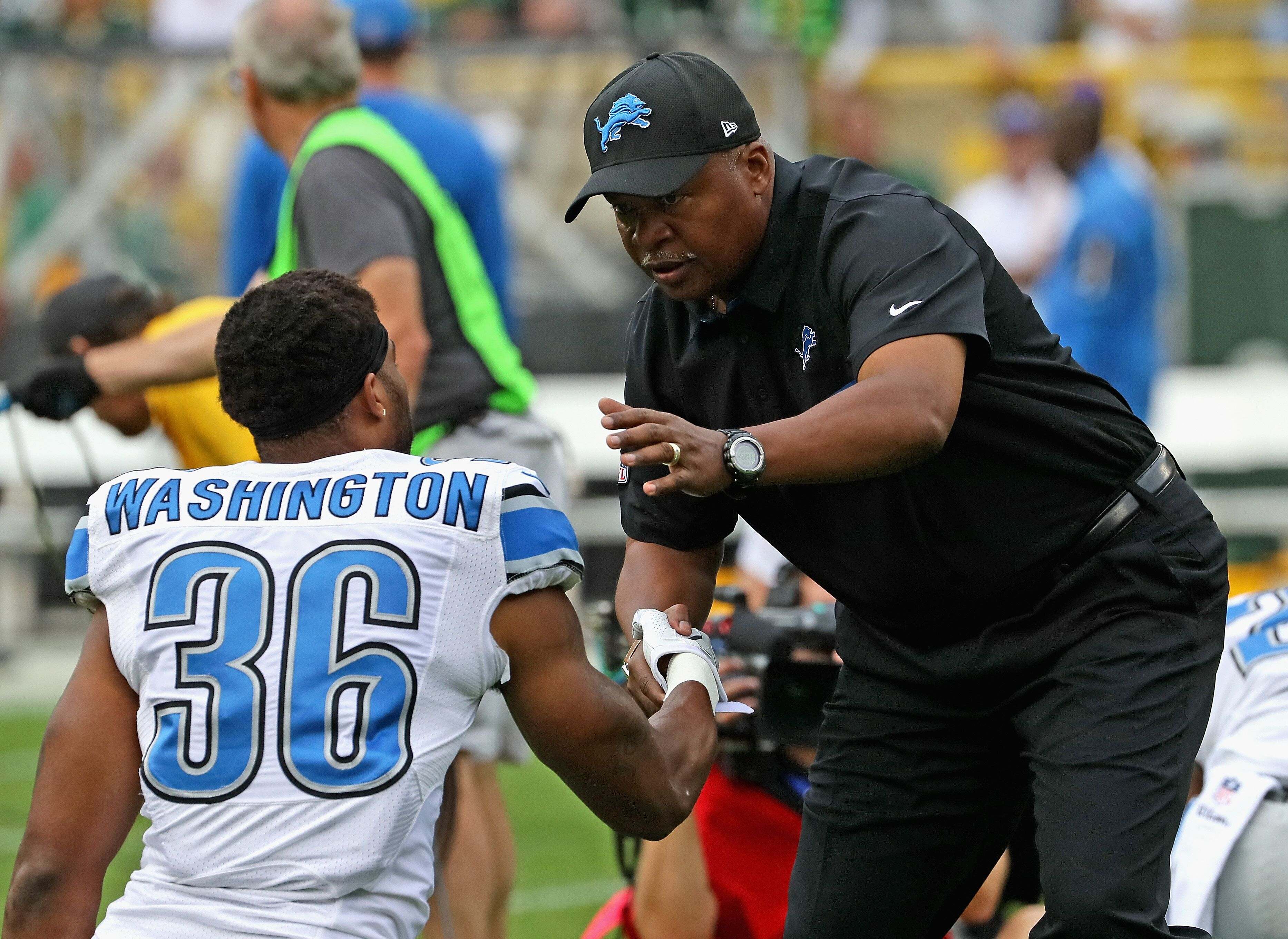 new products dd953 3b0f0 Detroit Lions: 7 players who could be gone in 2018