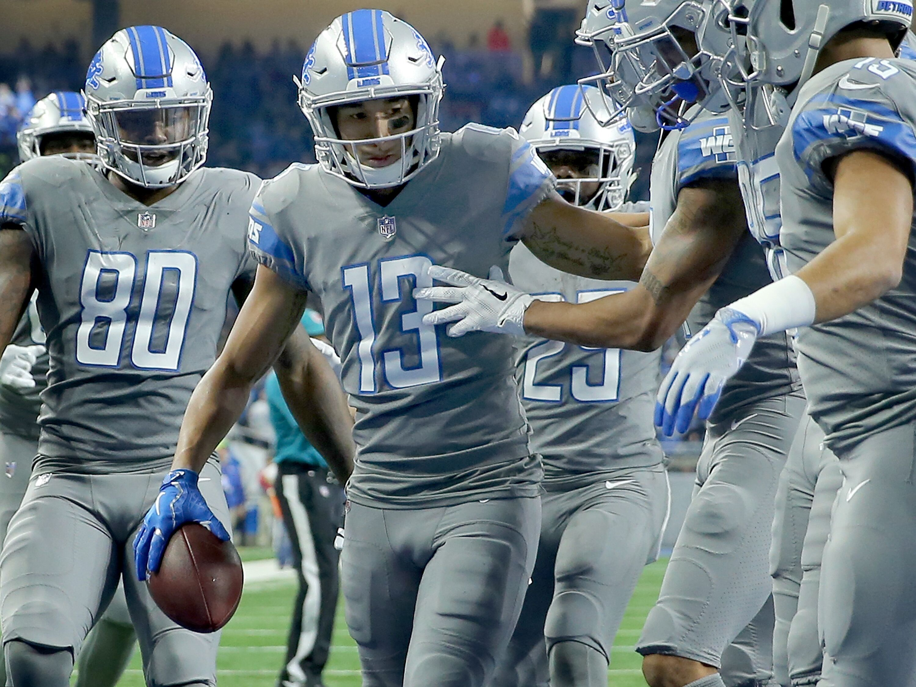 best website 9eb66 8fba7 Detroit Lions: What's the future for the Color Rush uniforms?