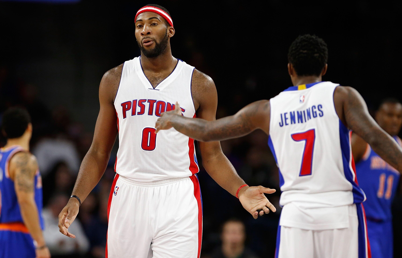 Detroit Pistons: What if Brandon Jennings never went down?