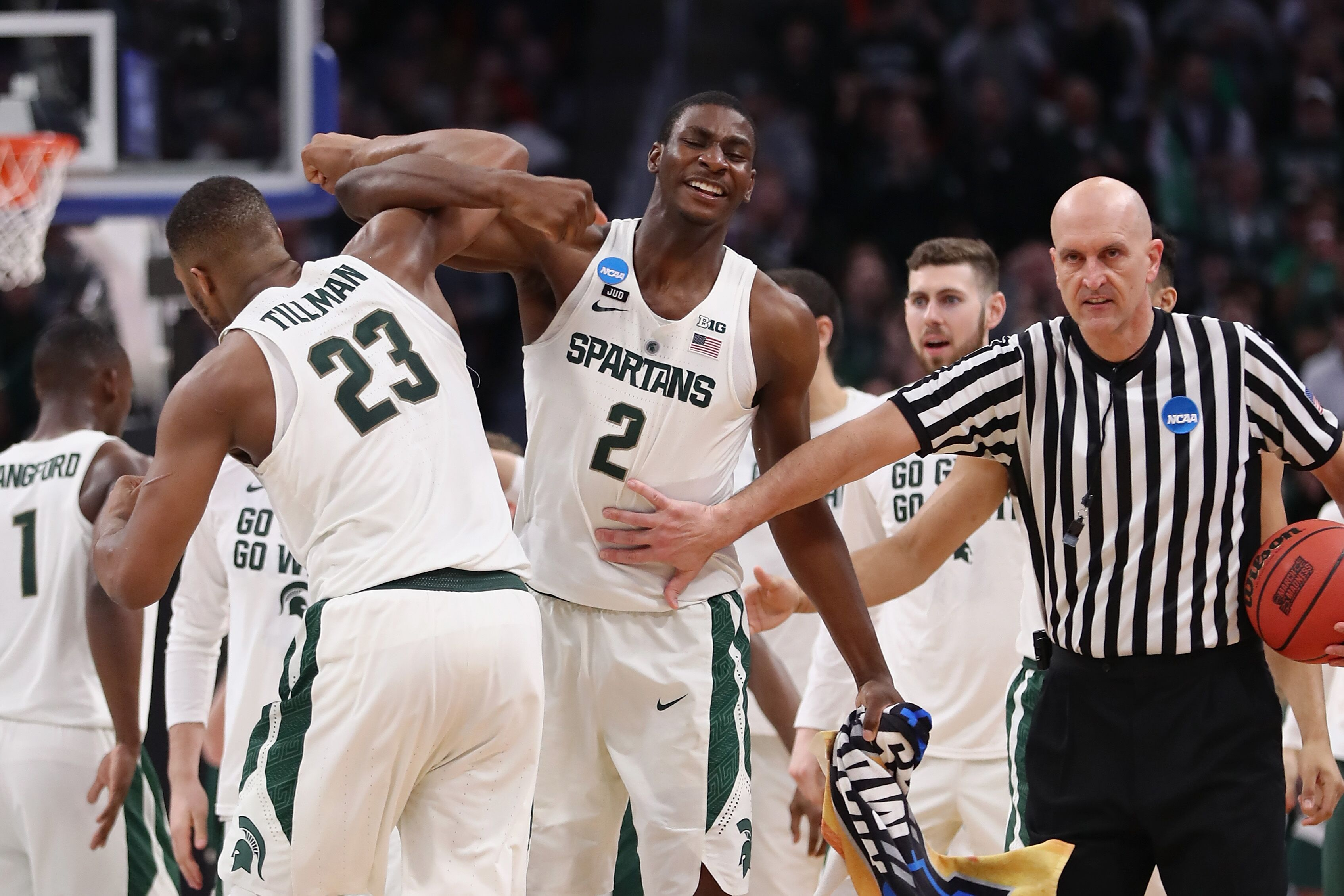michigan state basketball