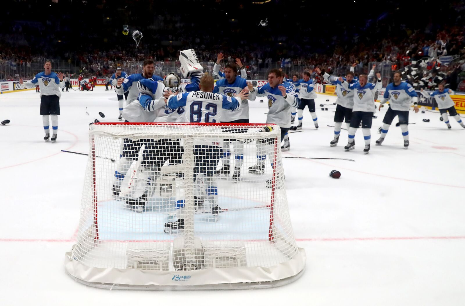 Detroit Red Wings: Finland takes home Gold Medal