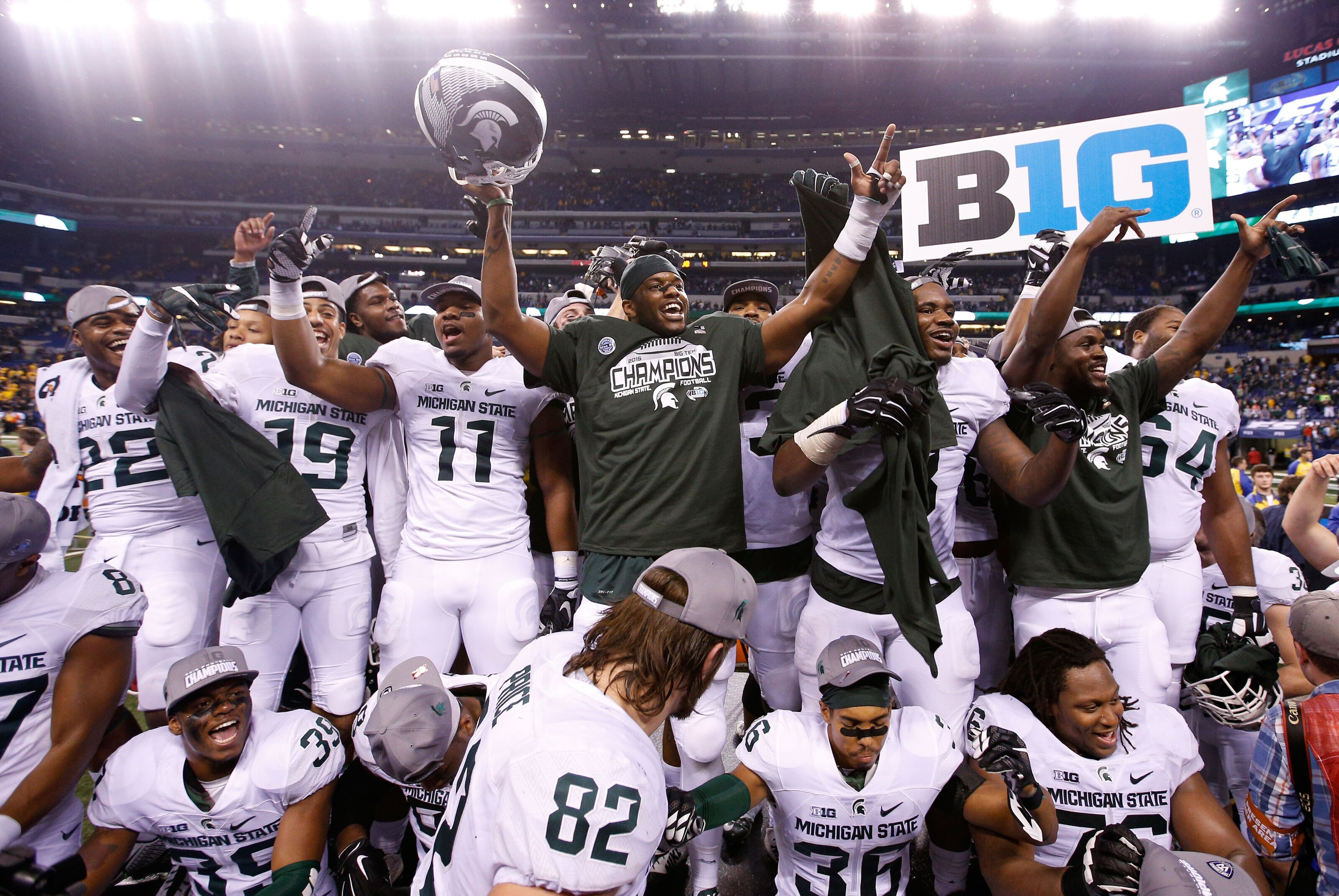 Three Reasons The Michigan State Spartans Can Win The Big Ten