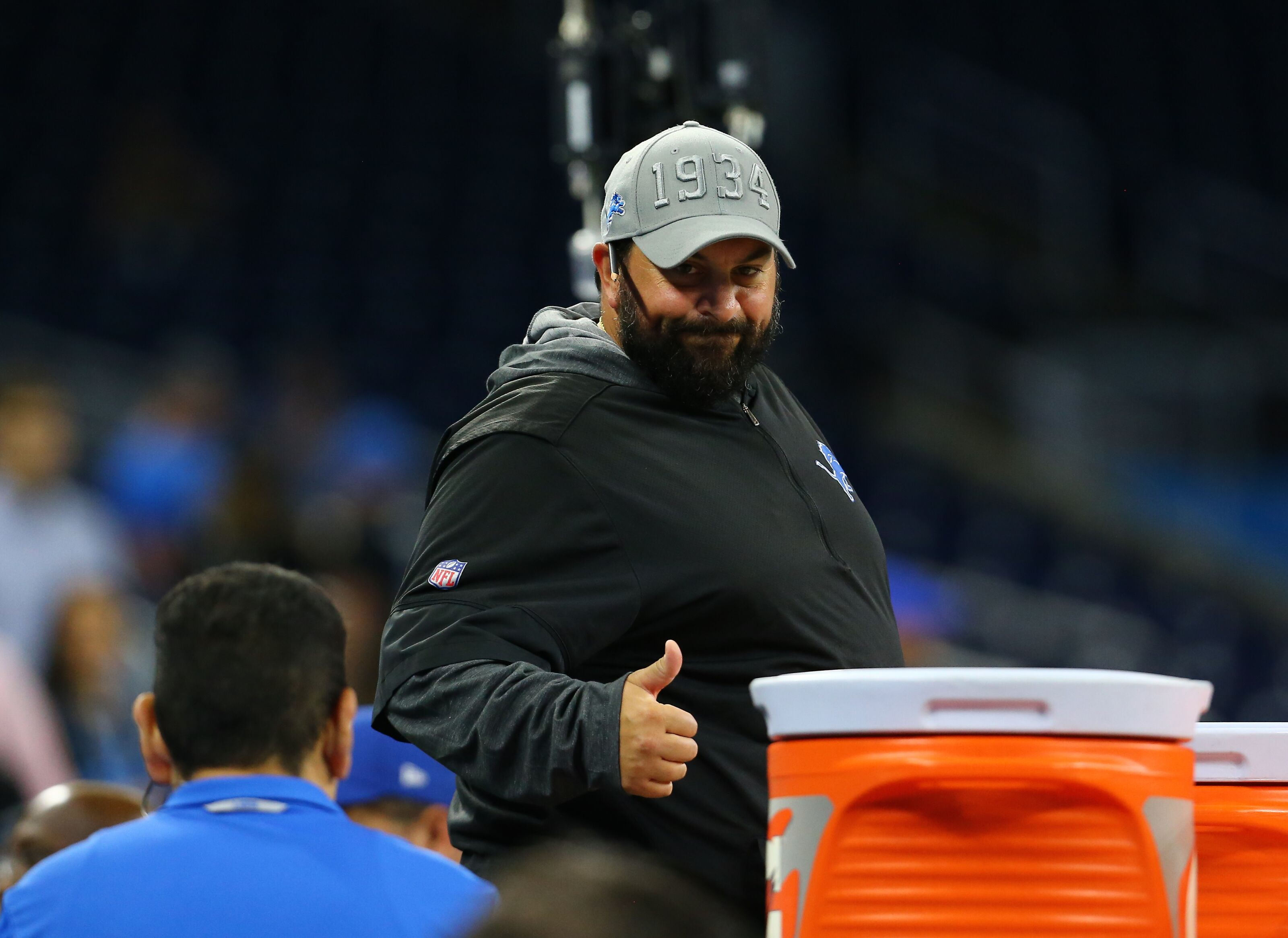Detroit Lions: Is Matt Patricia's Seat Getting Hot With A Loss Sunday?