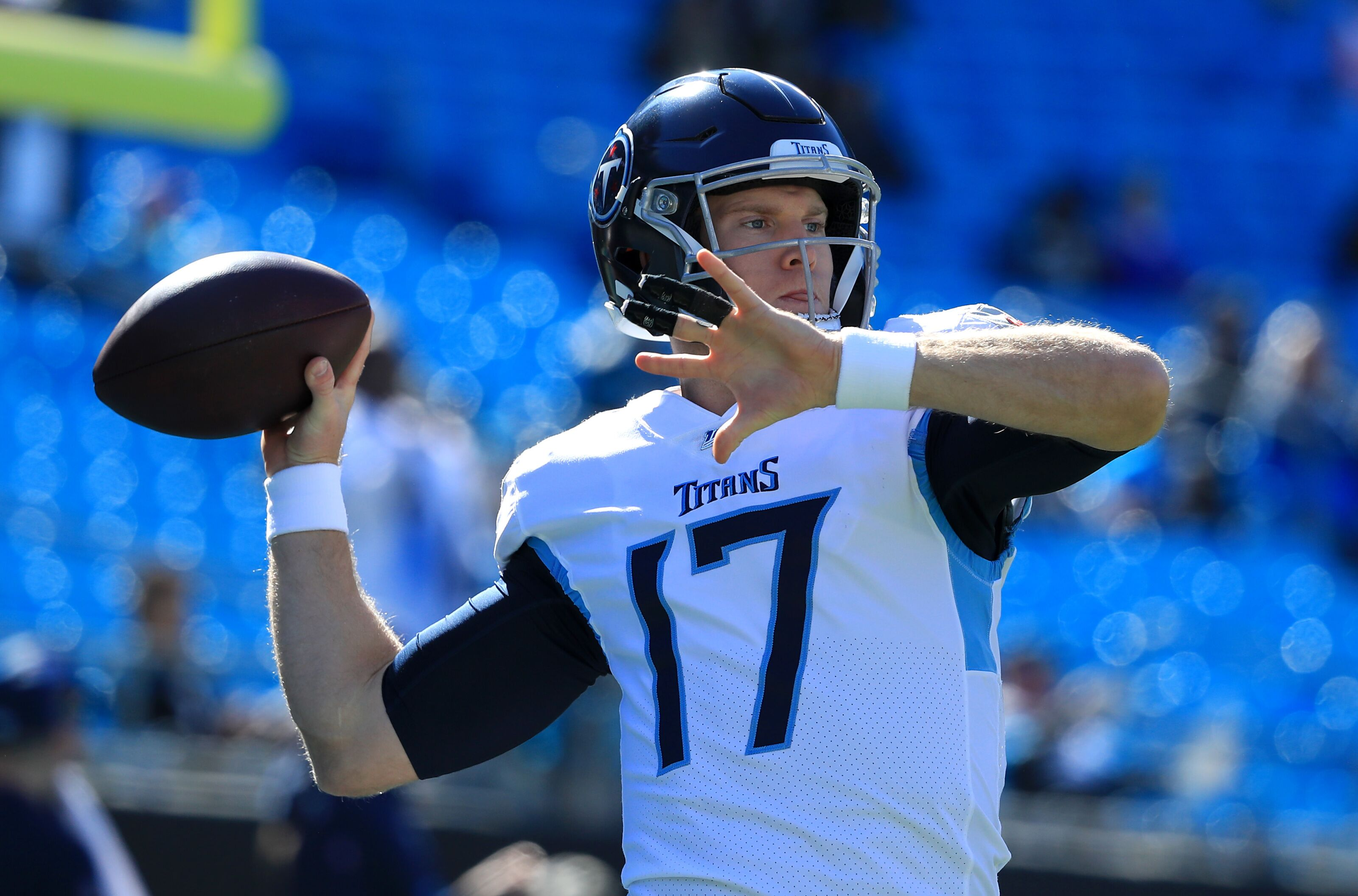 Here's the NFL daily fantasy football lineup to play in week 10