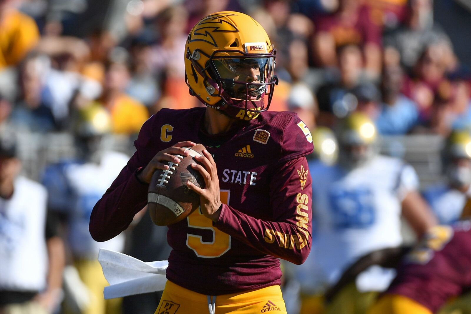 ASU Football: Improvement from Wilkins has turned into wins