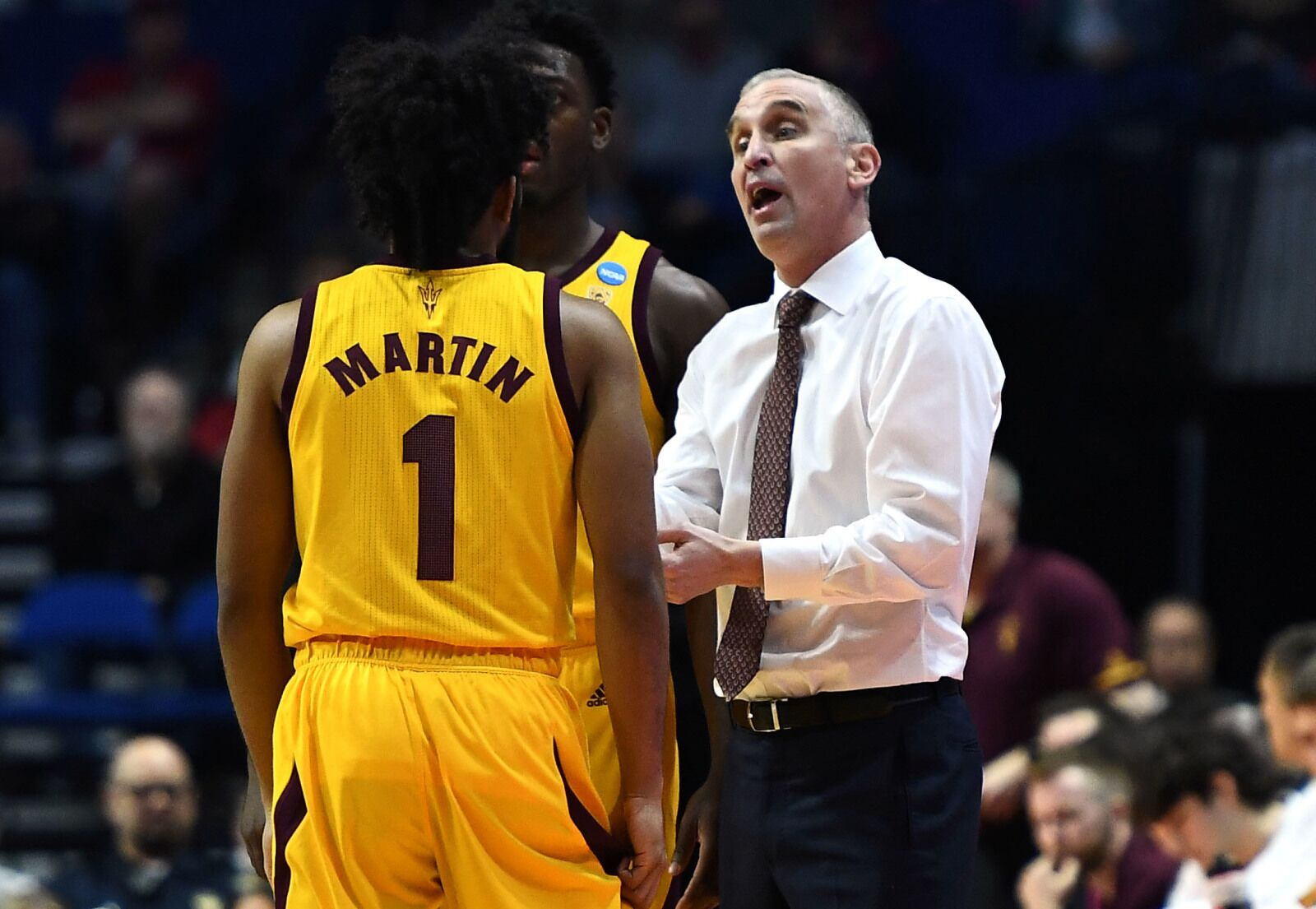 7863f2da1dd1 ASU Basketball  Why Bobby Hurley staying is best scenario for Sun Devils