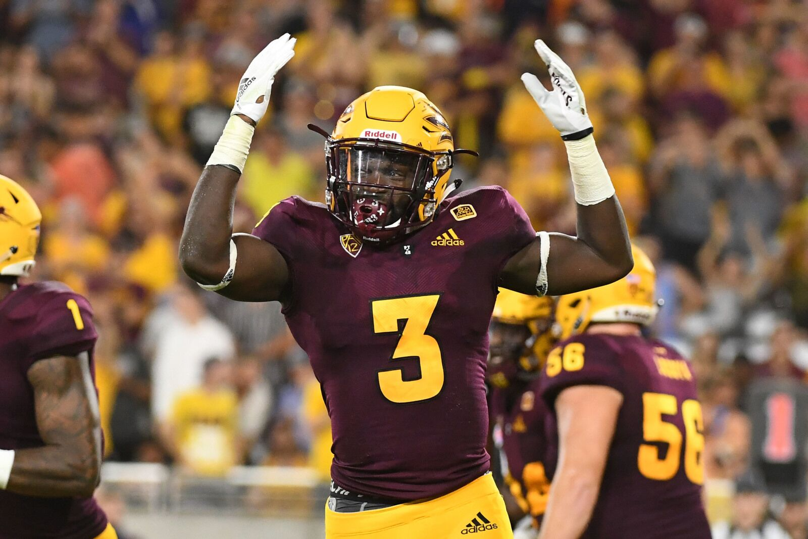 f8e71cd28ba ASU Football: Why Eno Benjamin is the most important player down the stretch