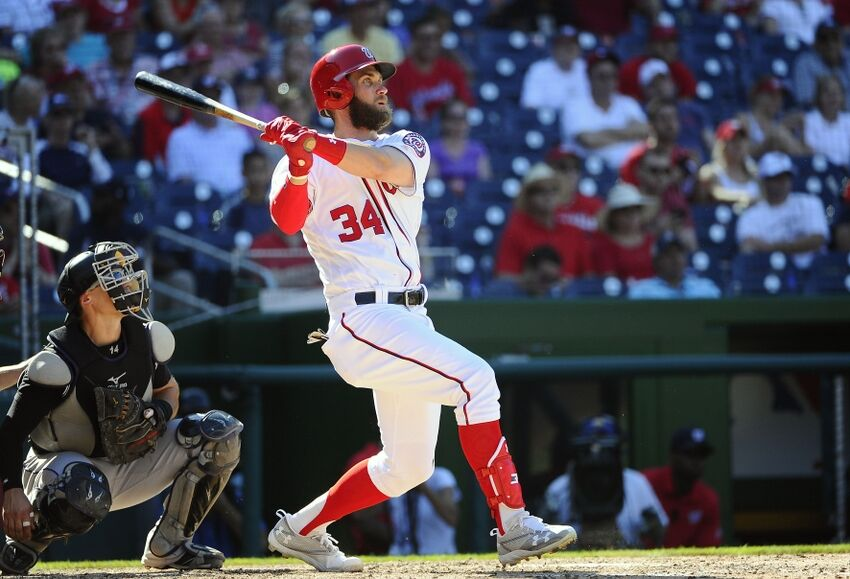 Washington Nationals Fantasy Impact 2017: Bryce Harper