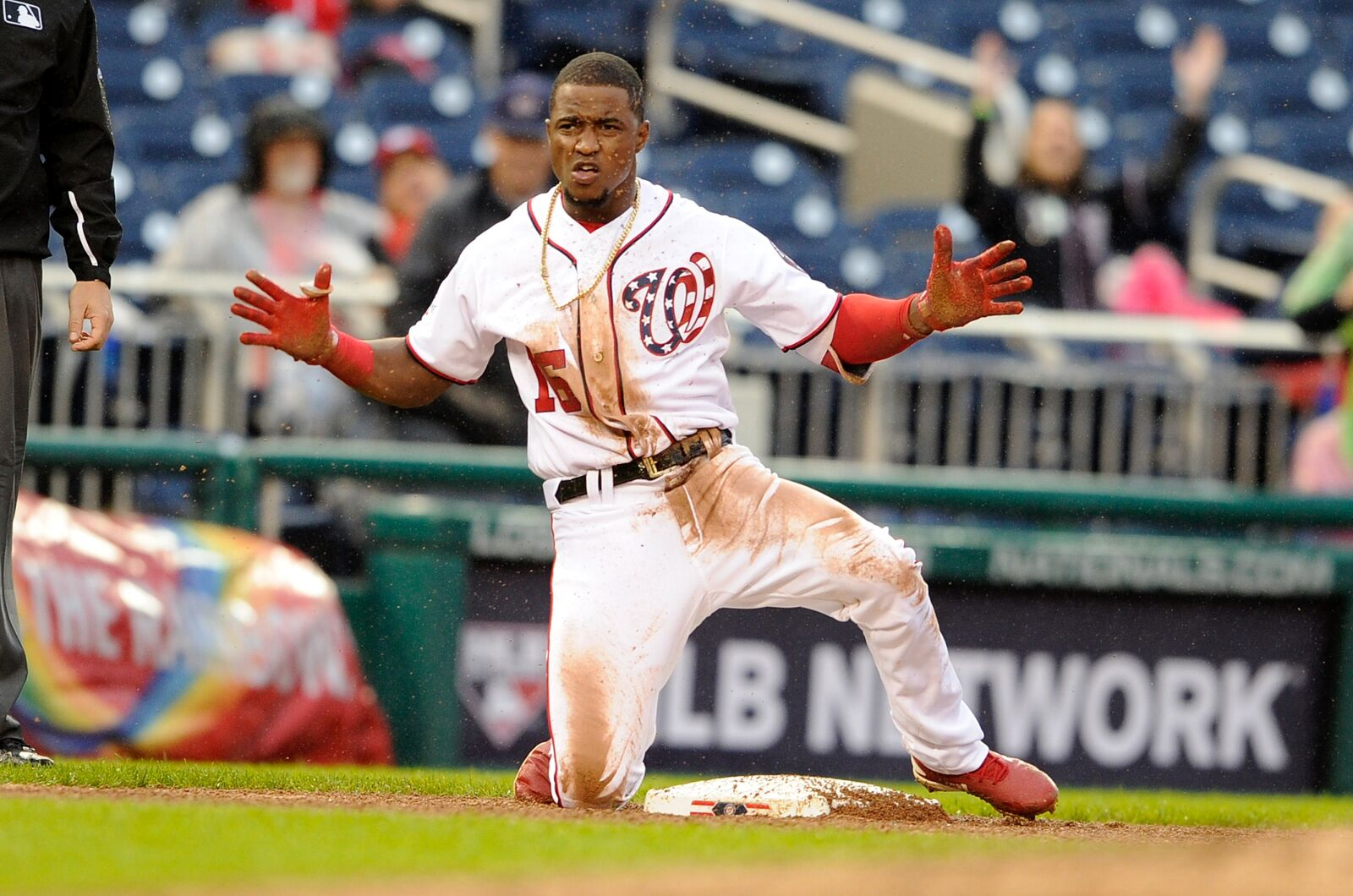 Washington Nationals: Victor Robles is the Starting Center Fielder