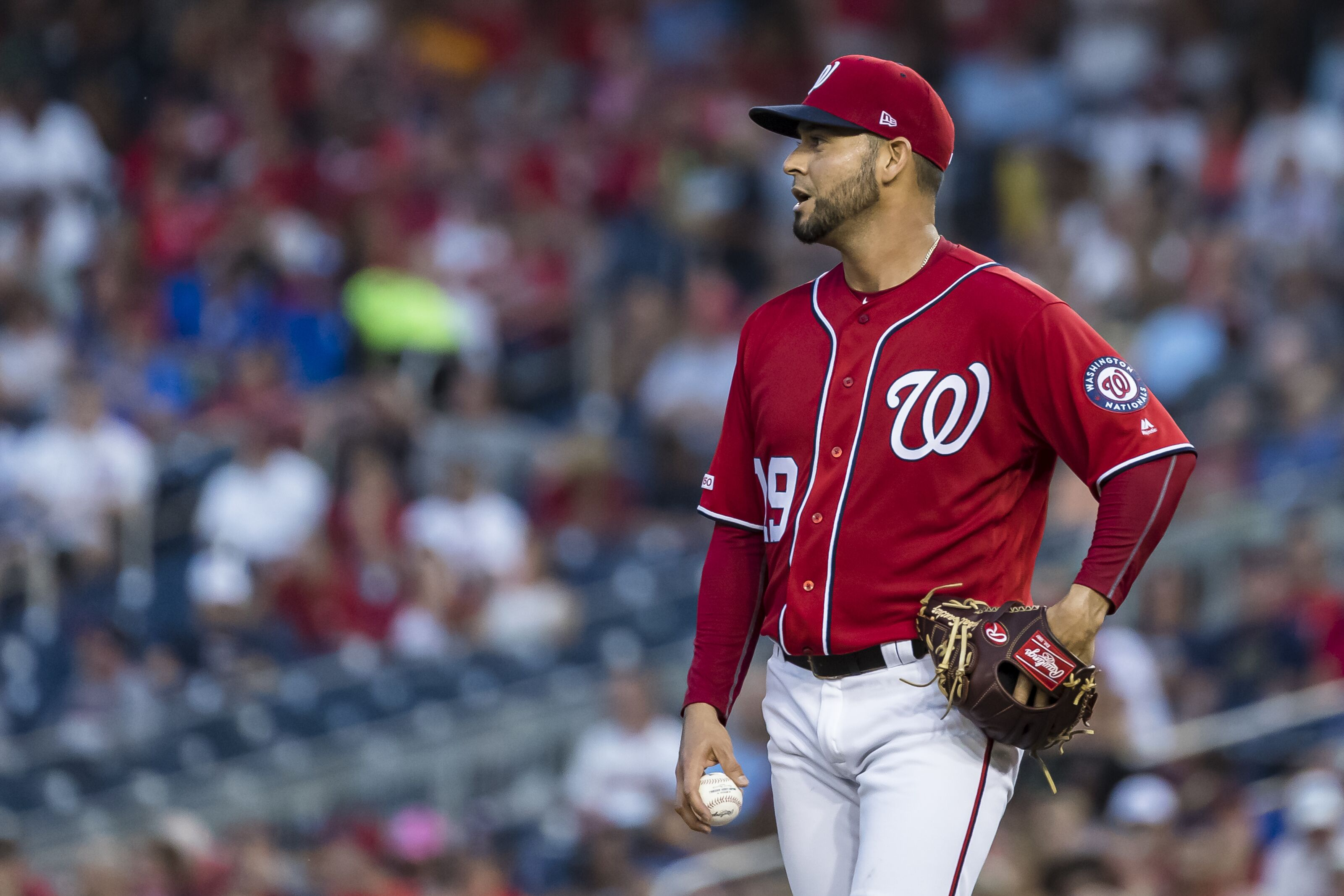 Washington Nationals: Extra Innings Game Could Have Dire Effects