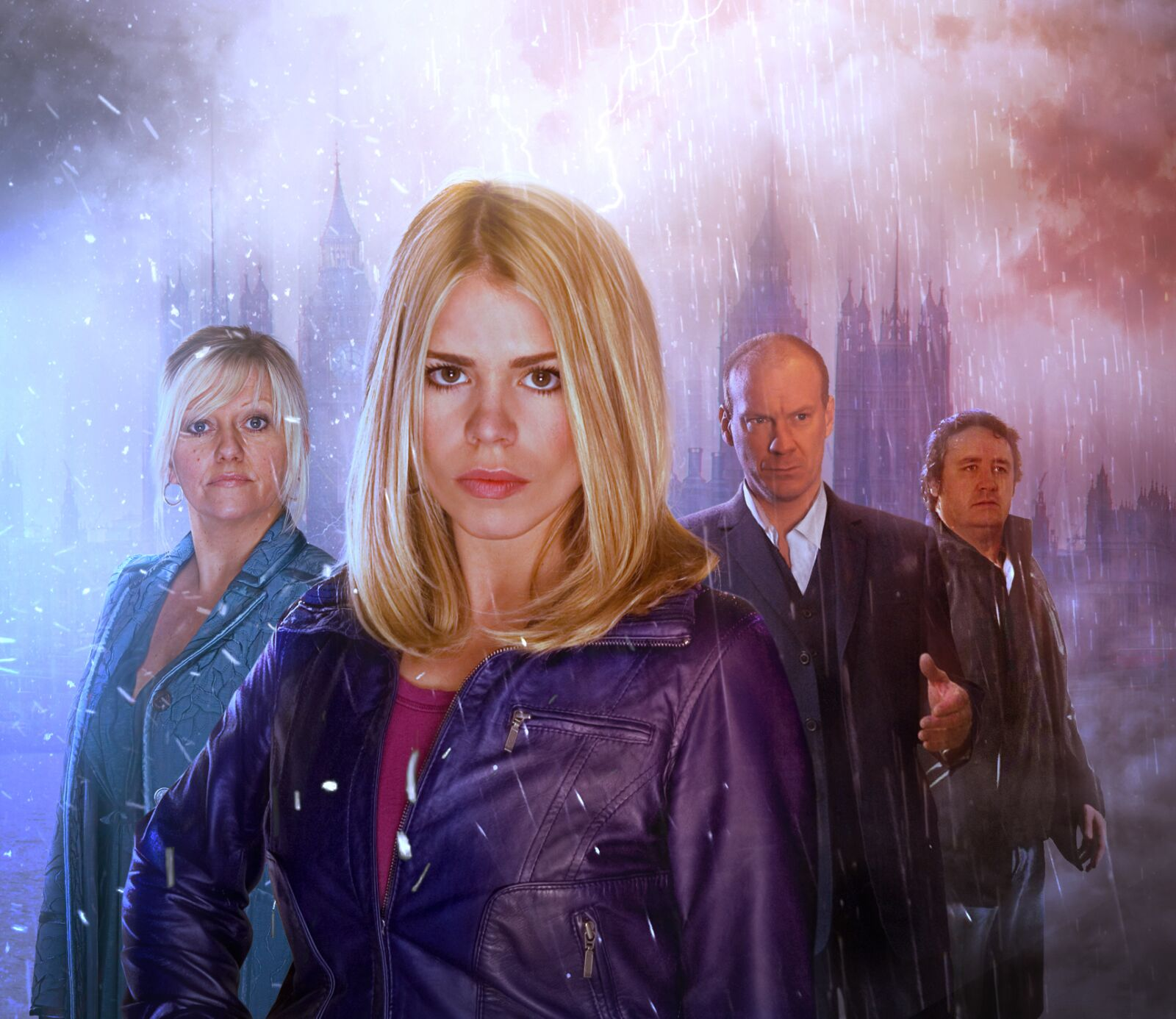 Doctor Who: Rose Tyler's new audio spin-off series is out now!