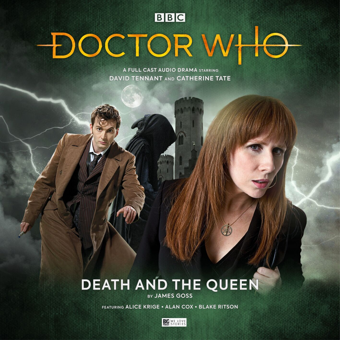 Doctor Who: New Tenth Doctor vinyl now available at HMV!