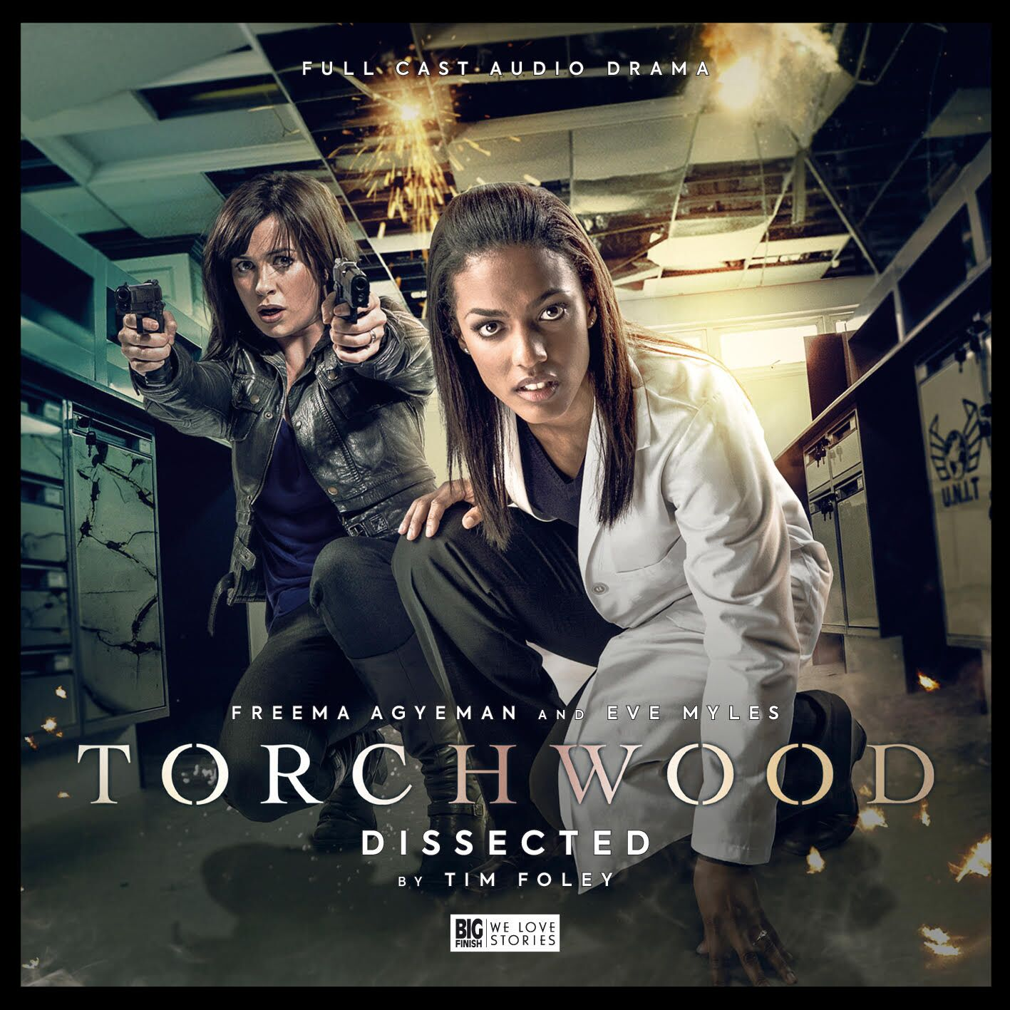 Torchwood news: Gwen Cooper and Martha Jones are reunited in Dissected