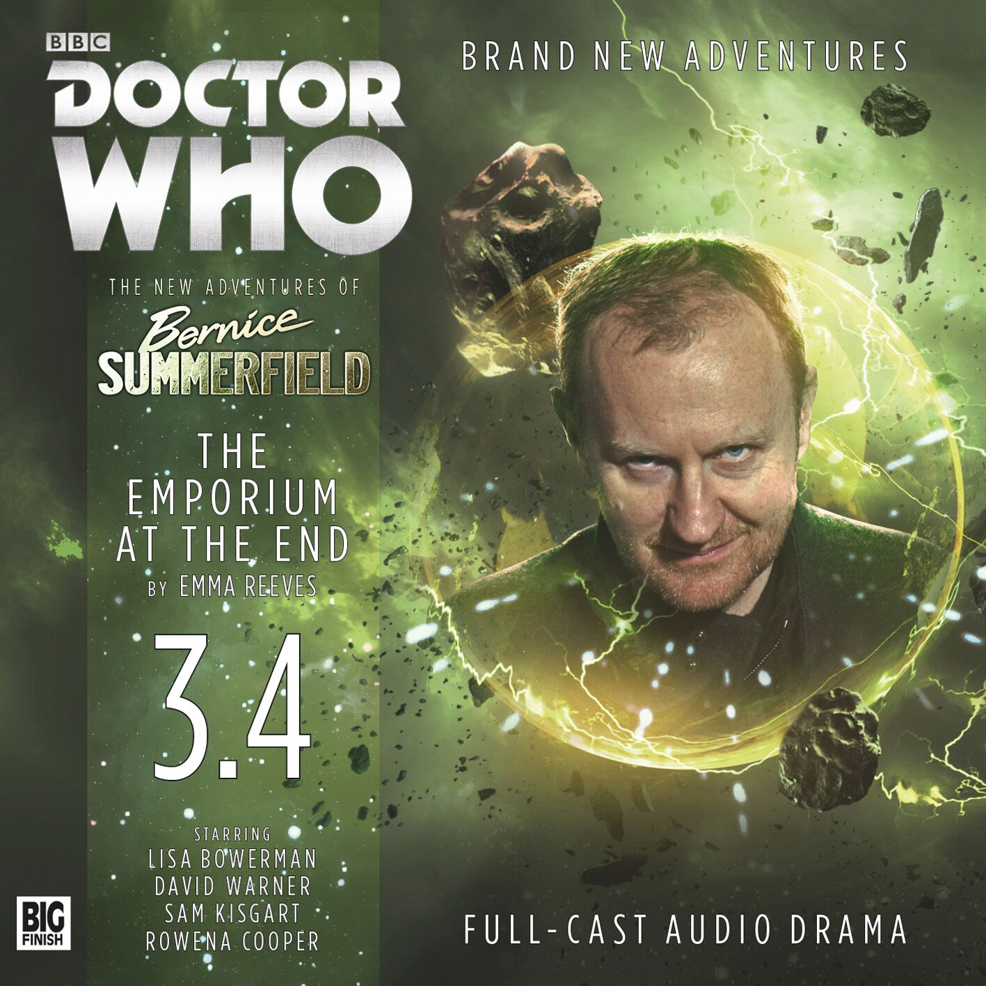 Doctor Who review: The Emporium at the End reintroduces a great villain