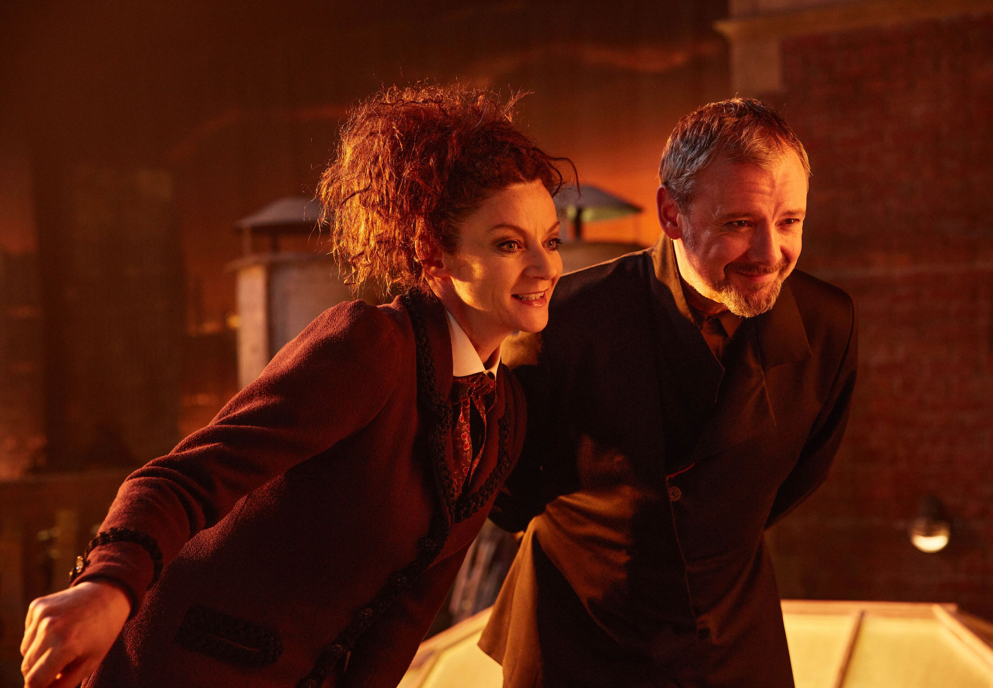 Doctor Who: Why Missy was a natural successor to John Simm's Master