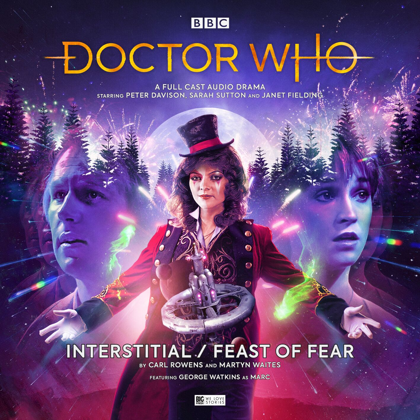 Doctor Who review: Feast of Fear is perfect for the Halloween season