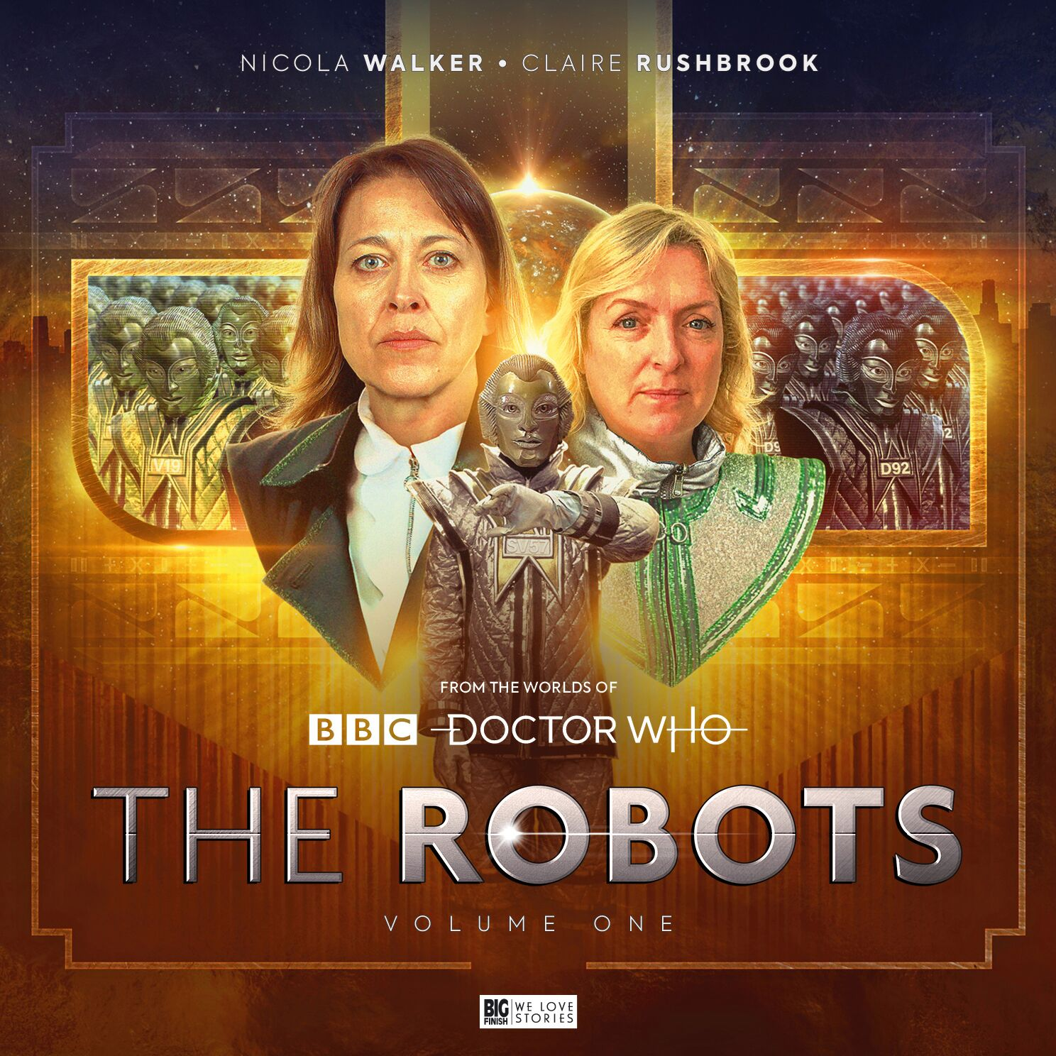 Doctor Who: We need to talk about the amazing trailer for new spin-off series The Robots