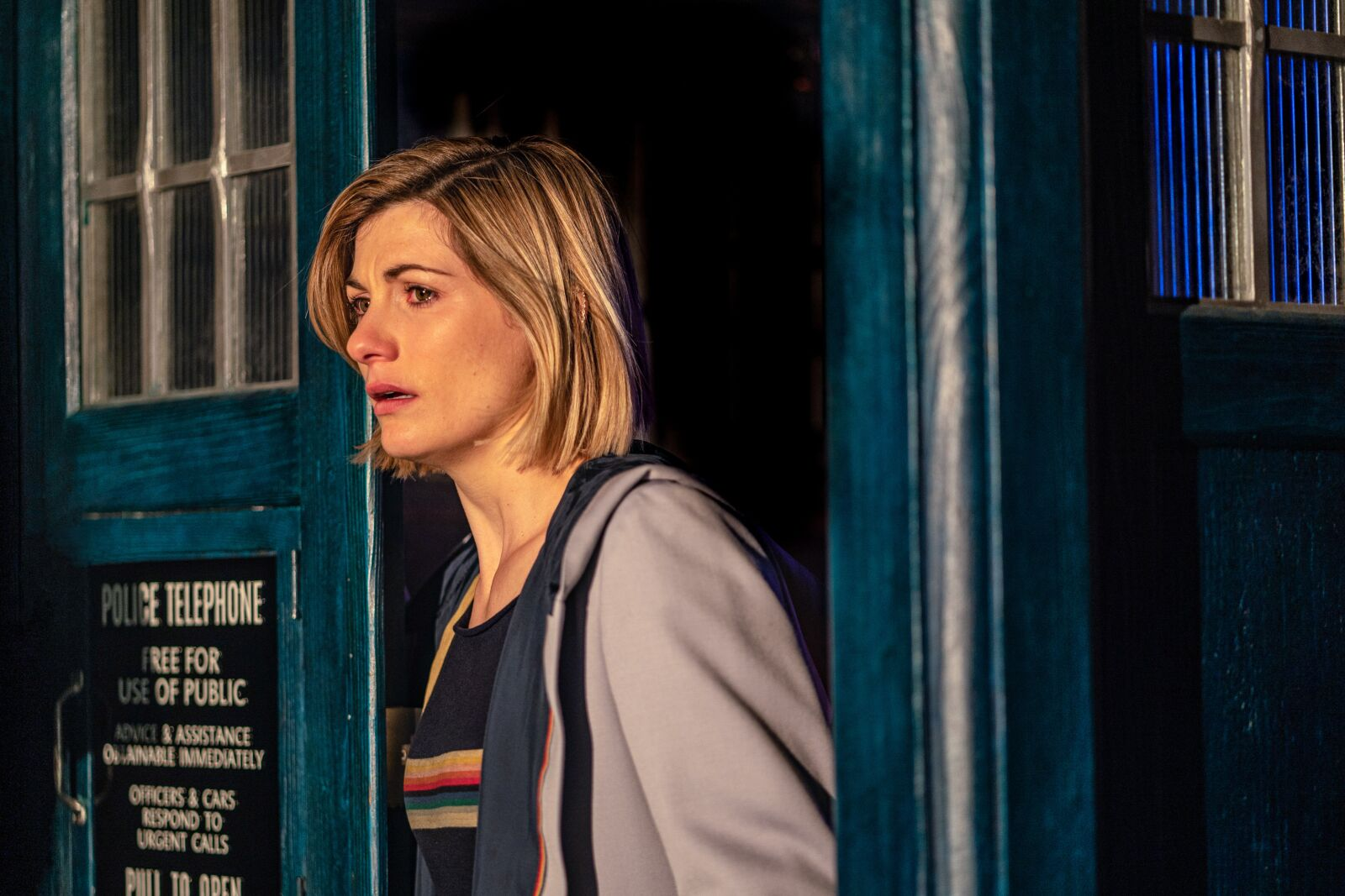 Jodie Whittaker confirms future with Doctor Who franchise