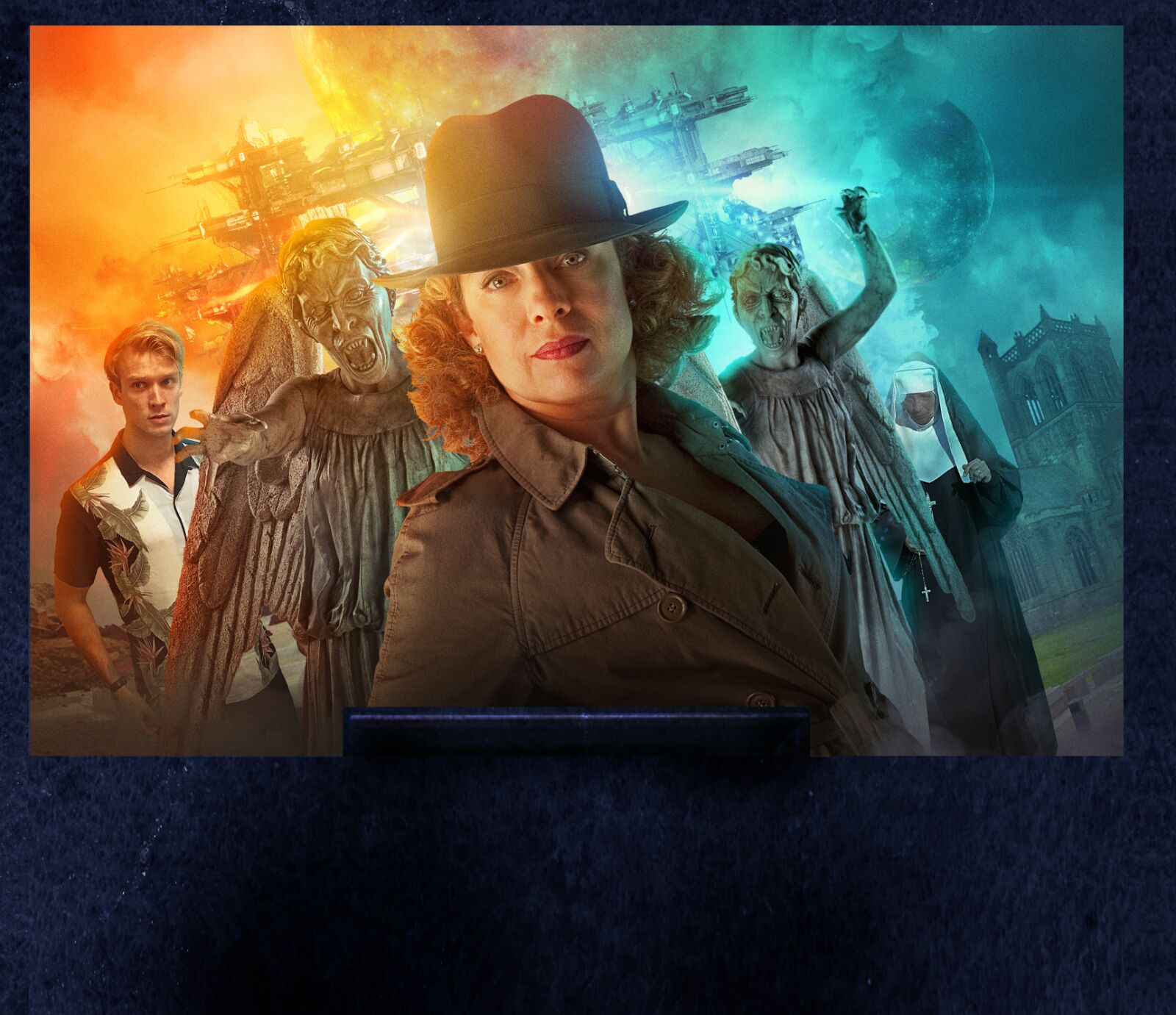 Doctor Who review: Colony of Strangers is a dark Nordic Noir mystery for River Song