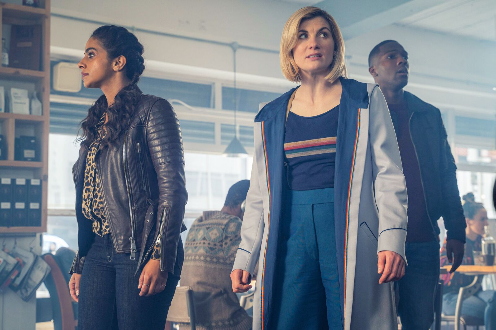 Doctor Who spoilers: Which character made a surprise return in Fugitive of the Judoon?
