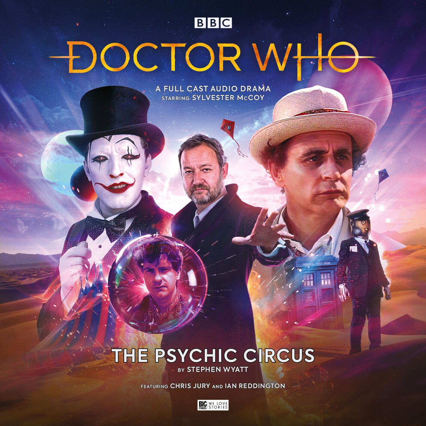 Doctor Who review: The Psychic Circus is an excellent prequel/sequel story