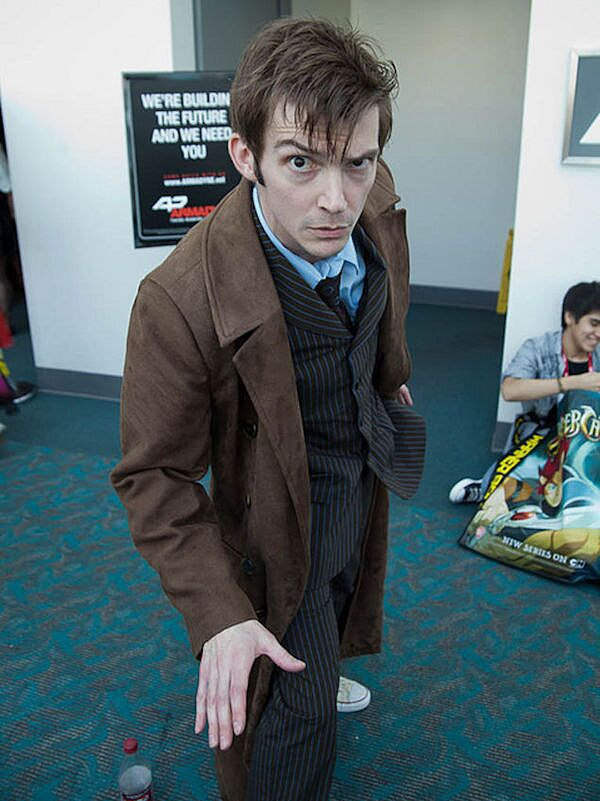 Cosplay Doctor Who and Take Advantage with Him Together ...  Doctor Who Cosplay