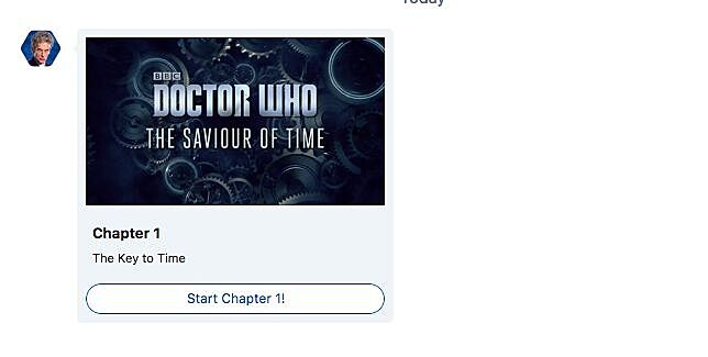 Doctor Who News: BBC and Skype Create Doctor Who Bot