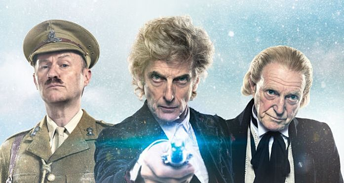 Doctor Who Season 10 Christmas Special.Sdcc What We Learned About The Doctor Who Christmas Special