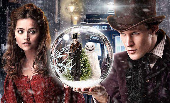 Doctor Who Christmas Specials.Christmas Superlative Saddest Doctor Who Christmas Special