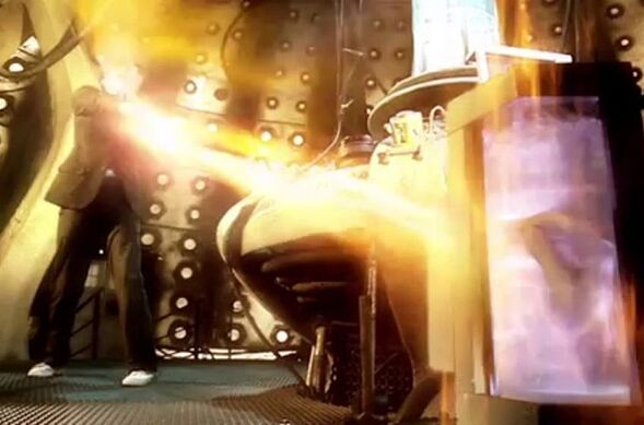 Doctor Who: The Stolen Earth's cliffhanger - was it worth ...