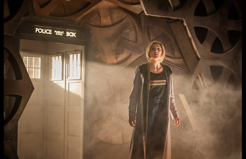 Image result for the ghost monument tardis