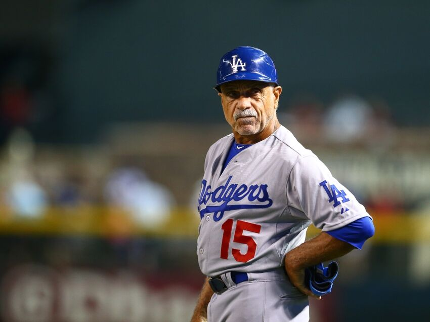 Dodgers Lose Davey Lopes to the Nationals