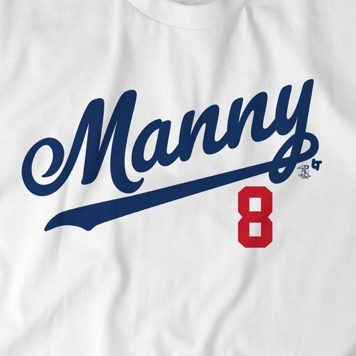finest selection d00f1 33801 Los Angeles Dodgers fans need this Manny Machado t-shirt