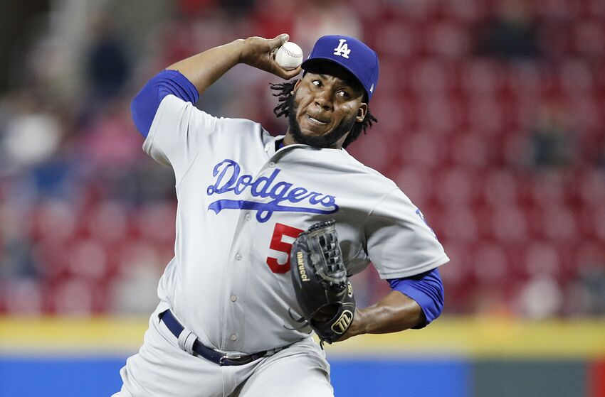 f84185d0 Dodgers: Predicting the Dodgers' 25 Man NLDS Roster