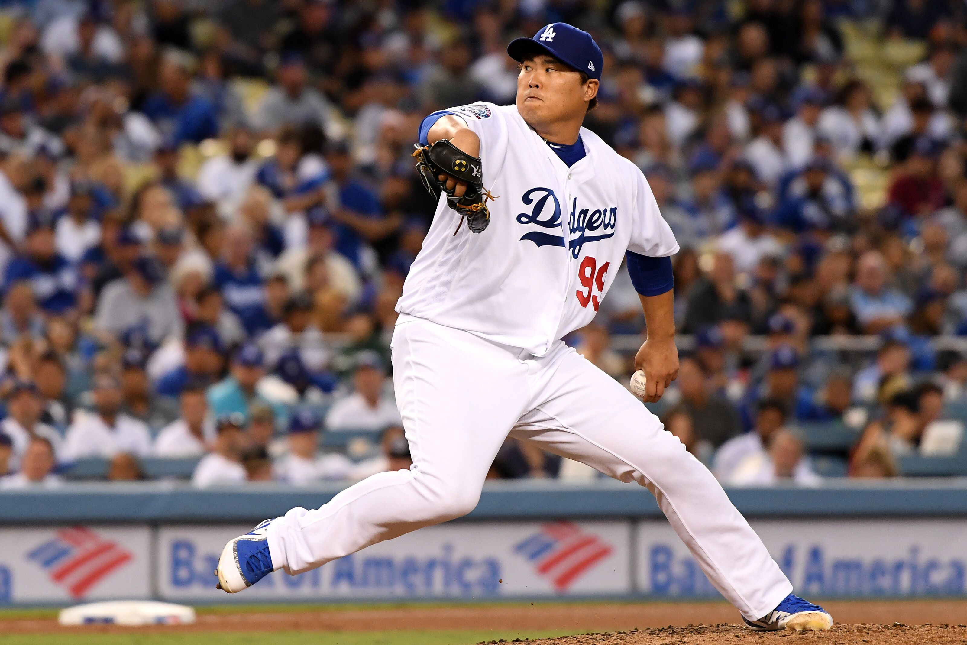 Dodgers: Hyun-Jin Ryu Should get the Opening Day Start