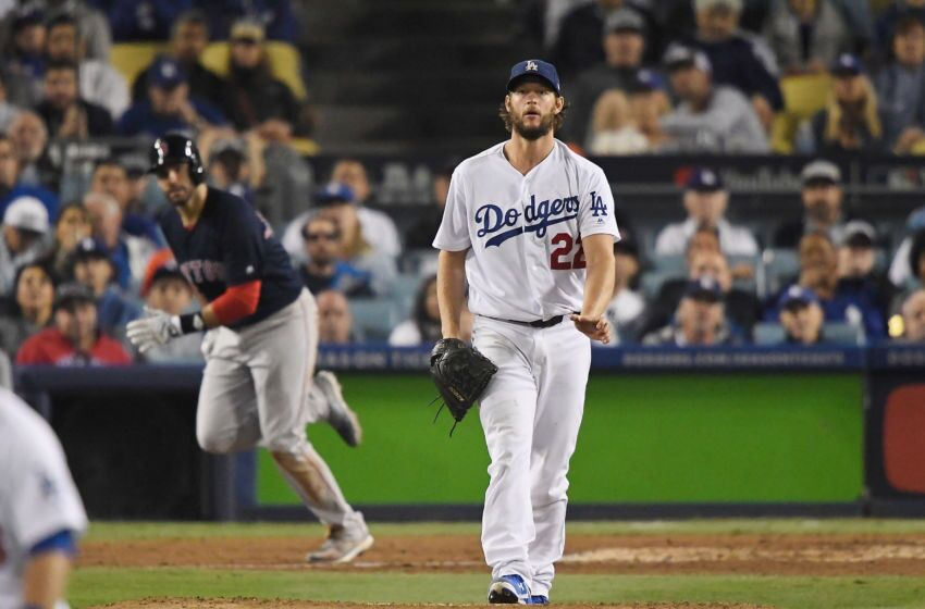 Dodgers Ranking The Dodgers List Of Off Season Needs