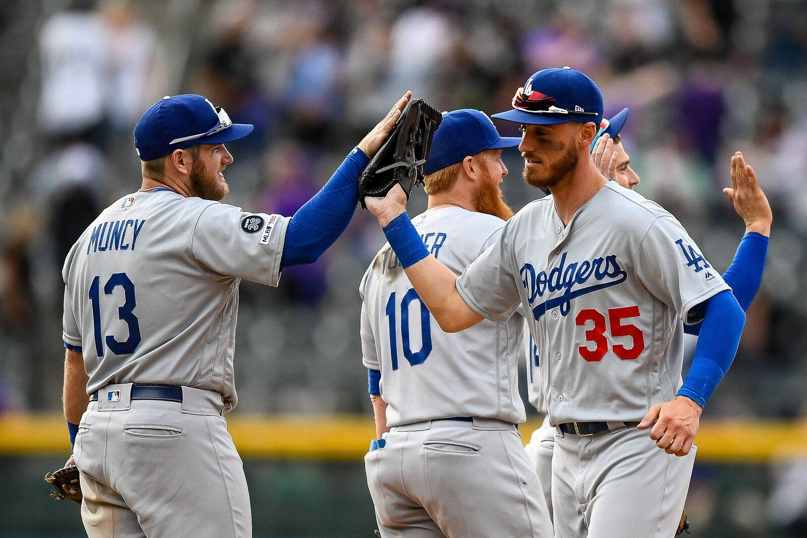 Dodgers: A Weekend Sweep at Coors Field by the Numbers