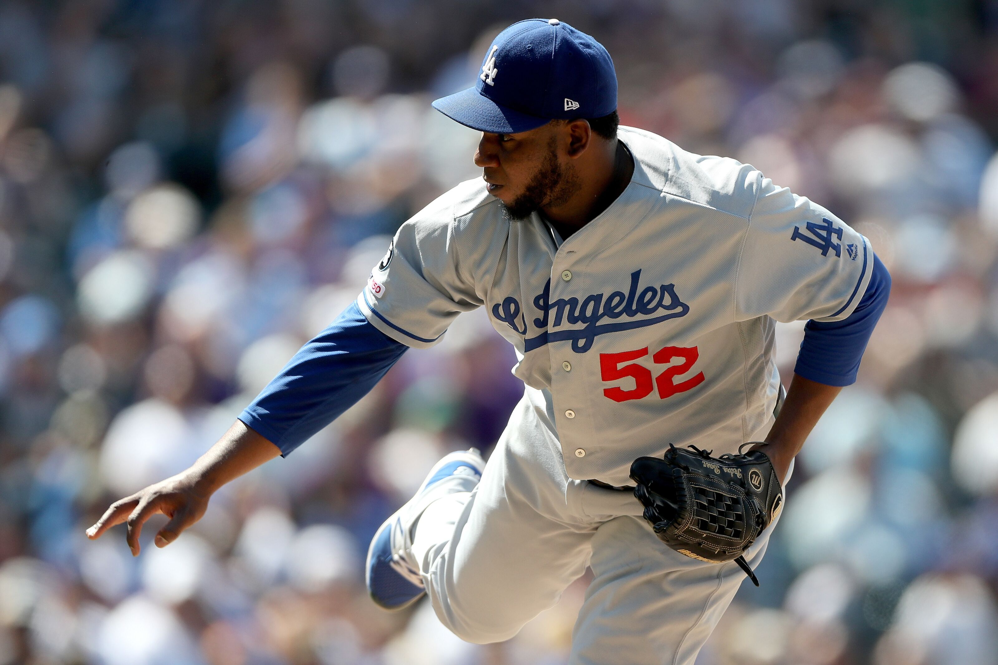 Dodgers: Which relievers have been the best in high leverage situations?