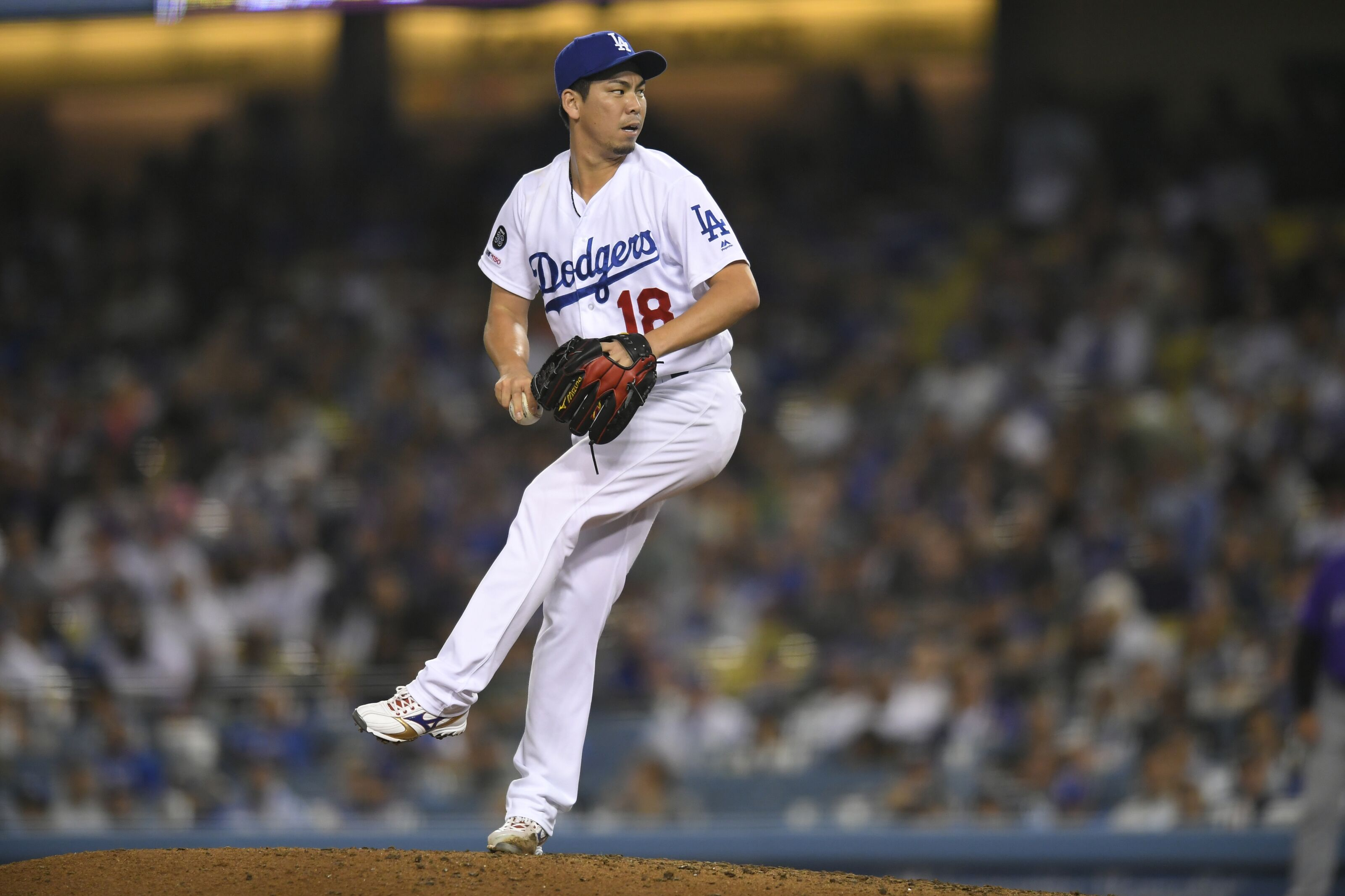 Dodgers: Kenta Maeda's importance grows with Joe Kelly ailing