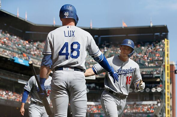 Dodgers: Comparing Gavin Lux with Ghosts of Playoffs' Past