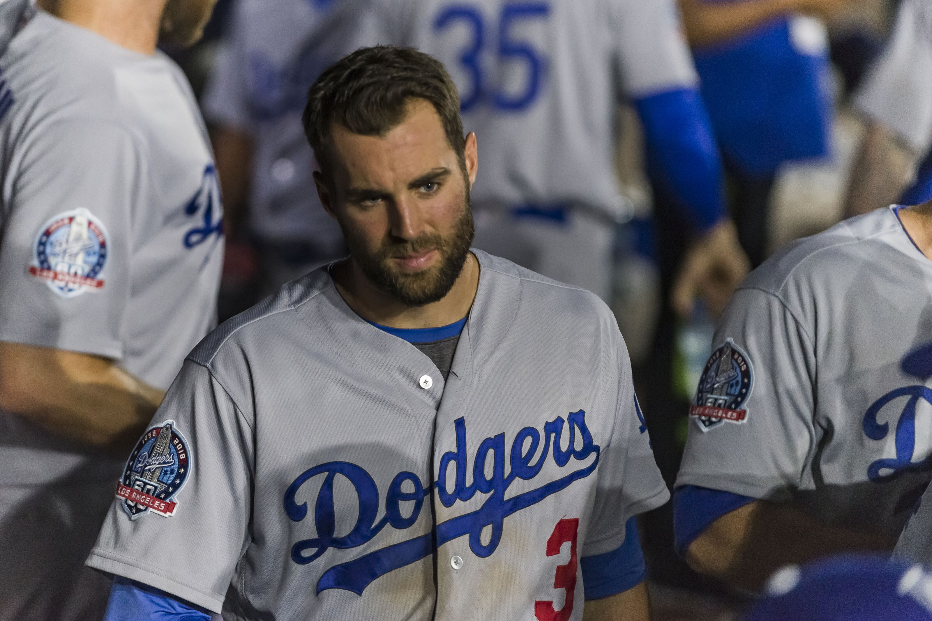 san francisco 99c10 5b8f3 Dodgers: Will the Real Chris Taylor Please Stand Up?