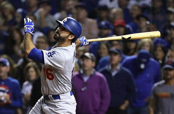 db2efe38d Dodgers  Predicting the Outfield Come Playoff Time - Page 4