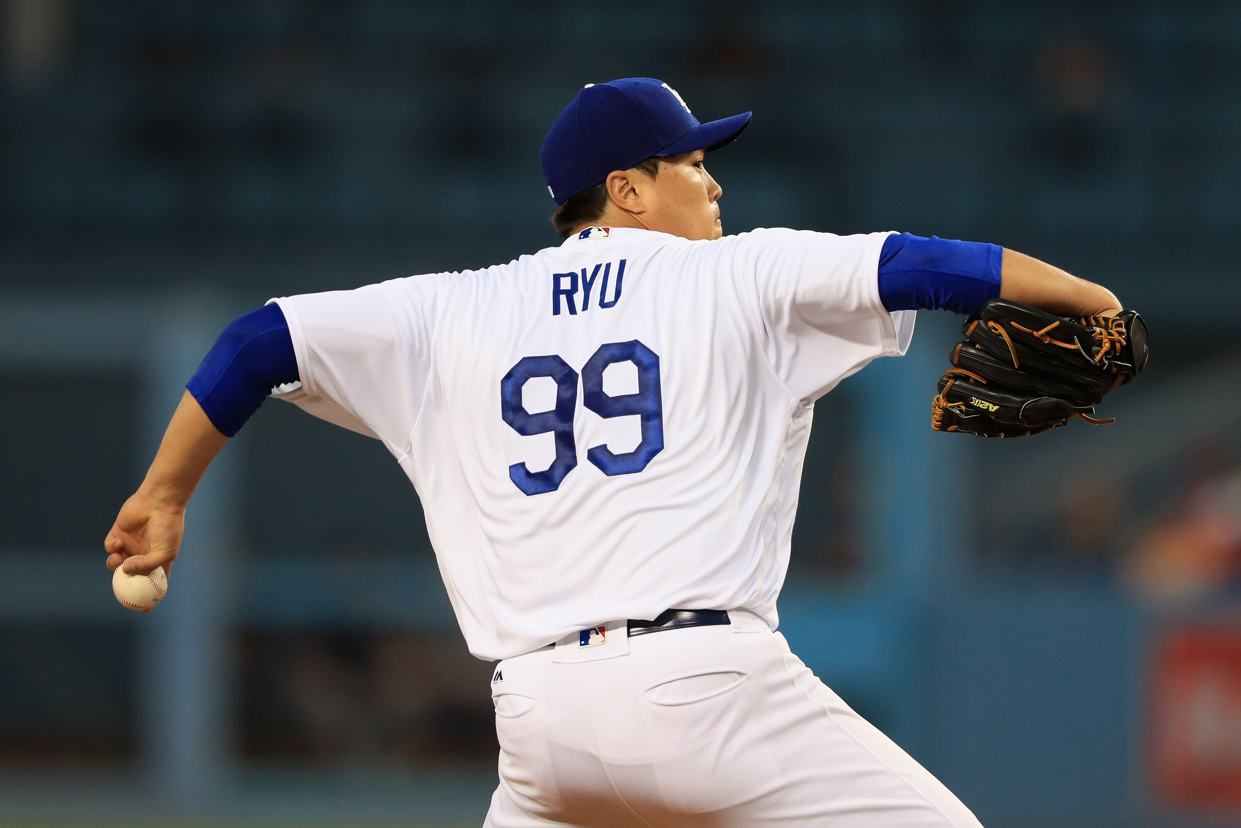 Dodgers Rotation Just Isn t Right Without Hyun-Jin Ryu a0d6af36e42