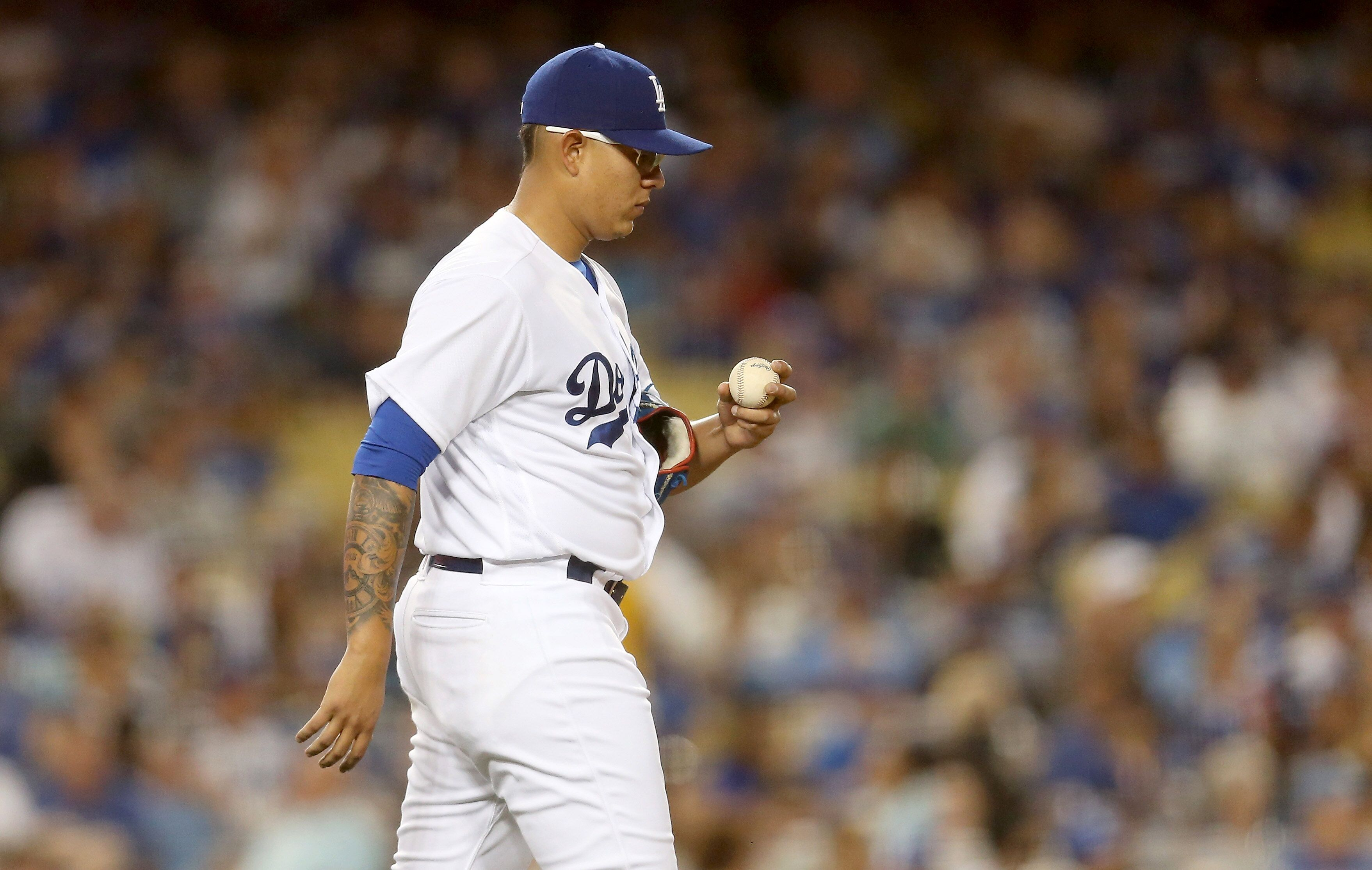 Dodgers Way Quick Hits: Julio Urias May Not Return in 2018