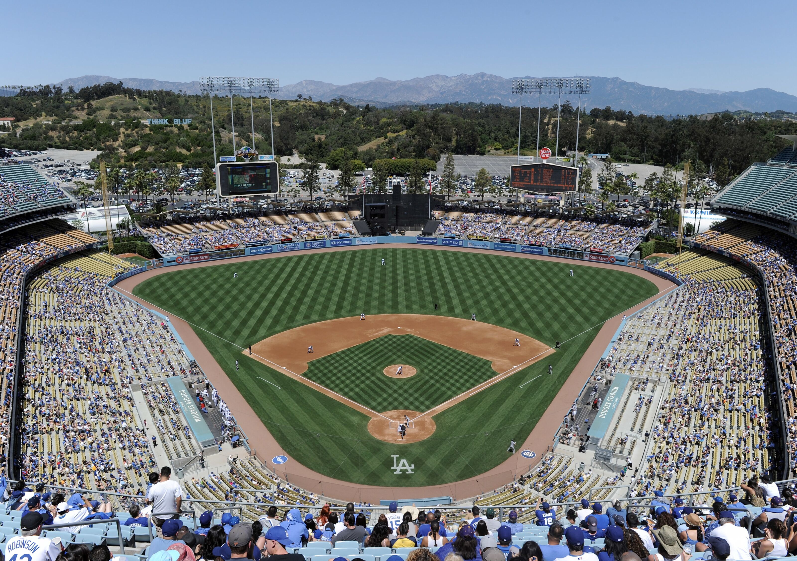 Dodger Stadium to Make More All-Star Game Memories in 2020 07a2ccc1db7