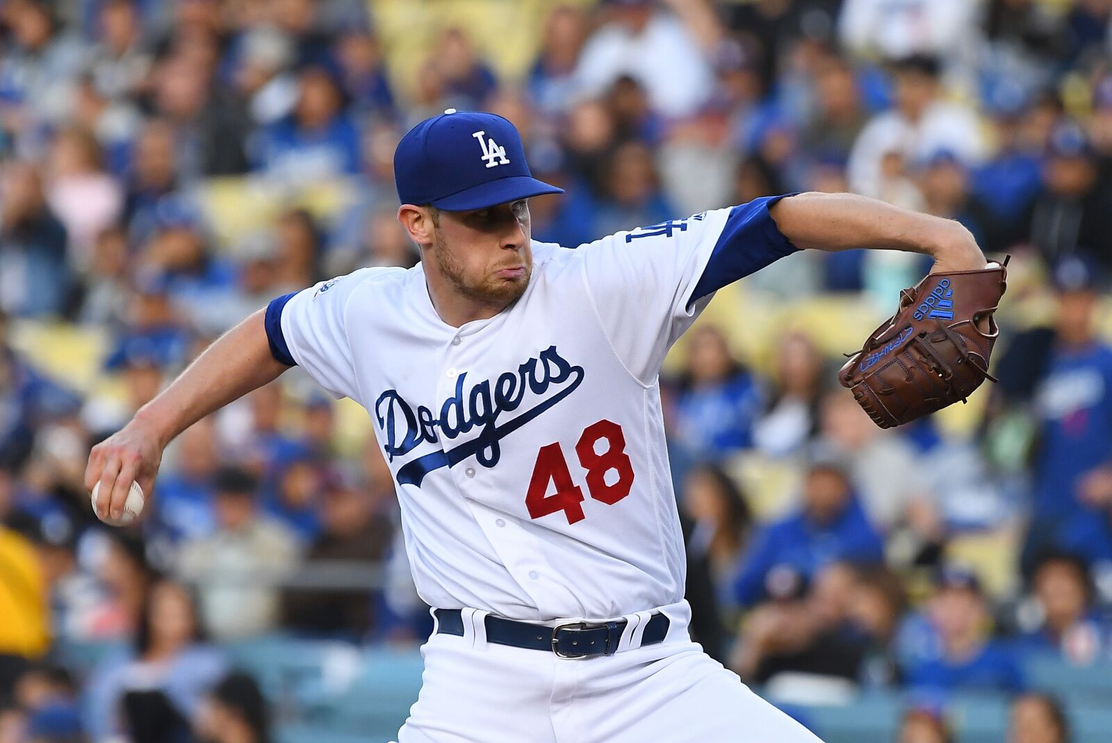 Dodgers  Top Three Pitchers to Keep an Eye on This Weekend 20f46b2206a
