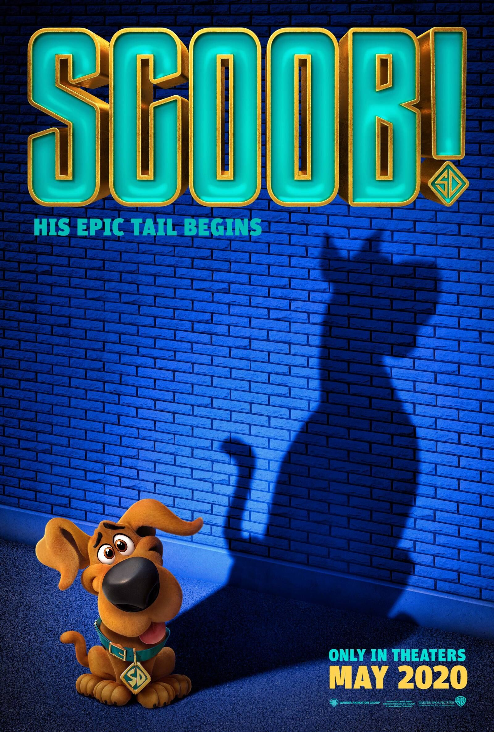 Zoinks! First trailer for animated movie Scoob just released