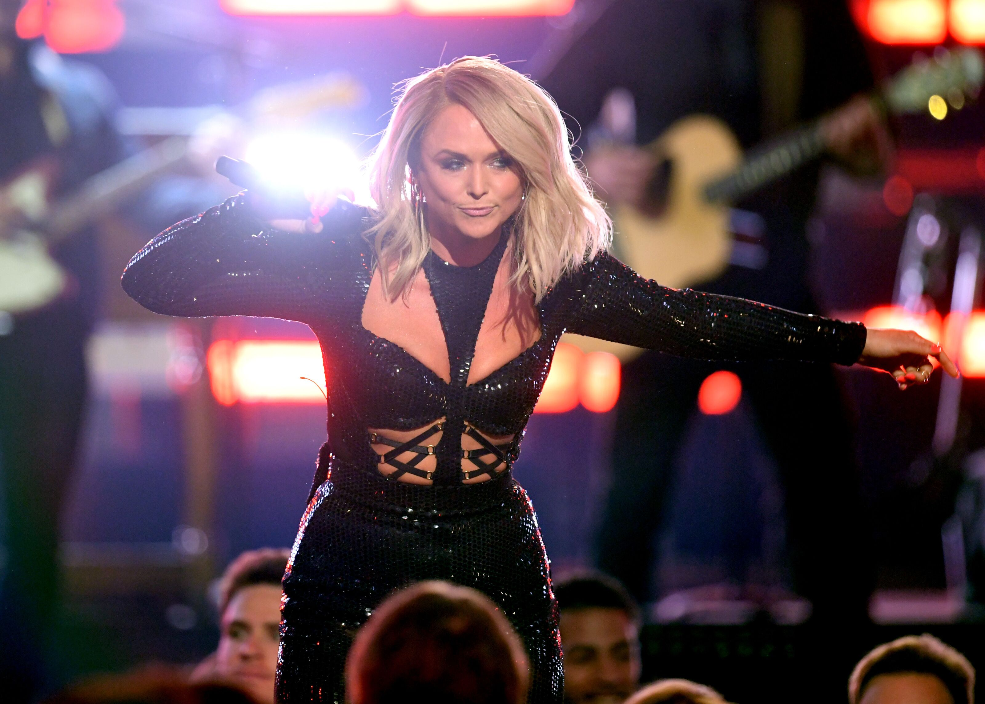 Miranda Lambert shares pictures of adorable puppies that are available for adoption