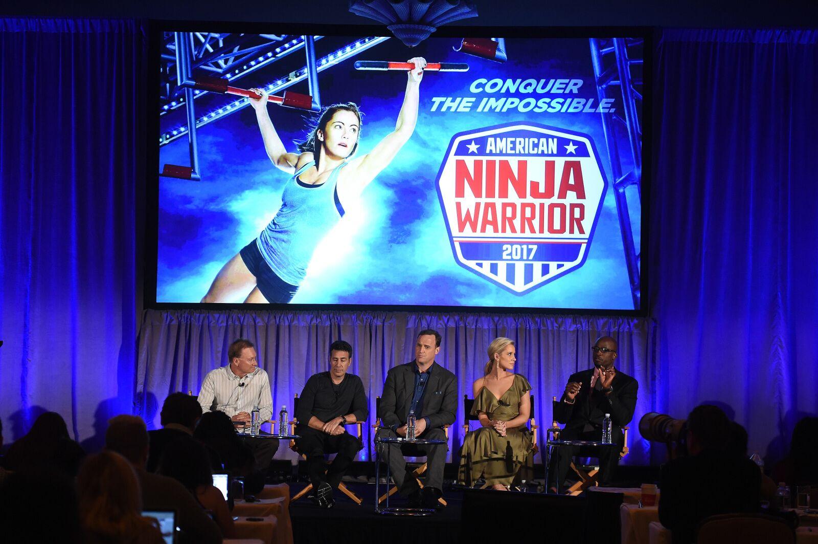 American Ninja Warrior goes to the dogs in Atlanta