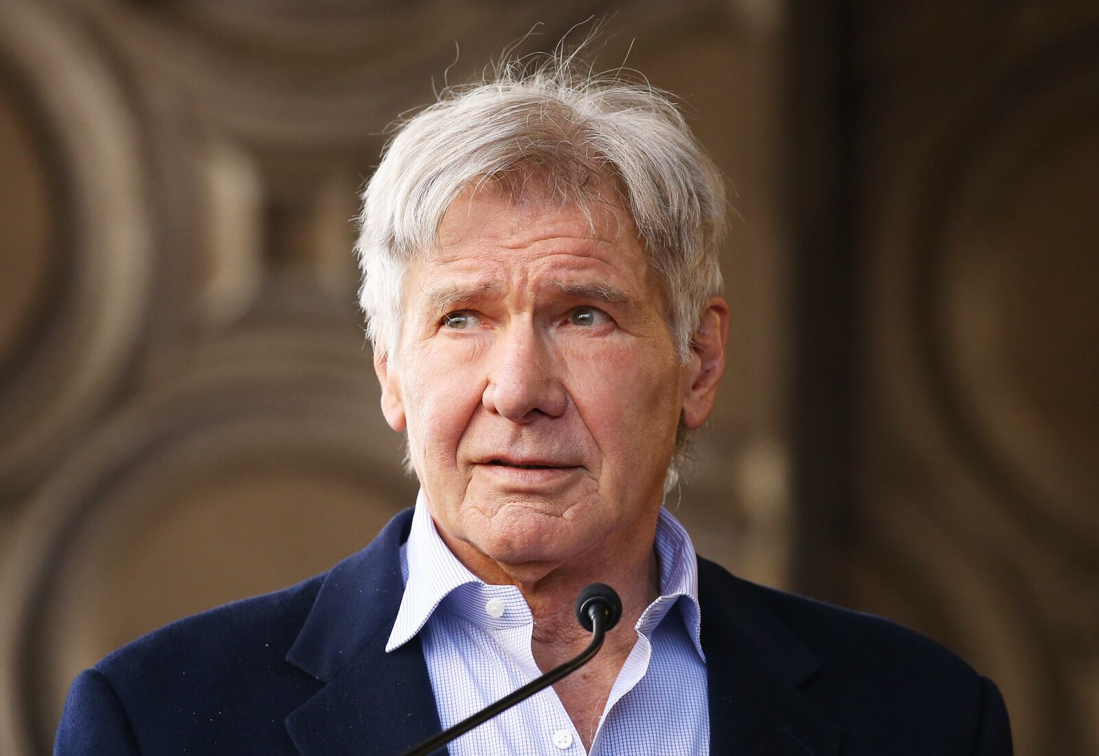 Harrison Ford 'delighted' to be part of Secret Life of Pets 2